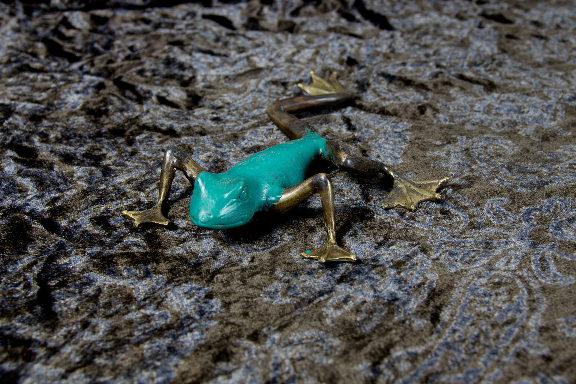 frosch-bronze